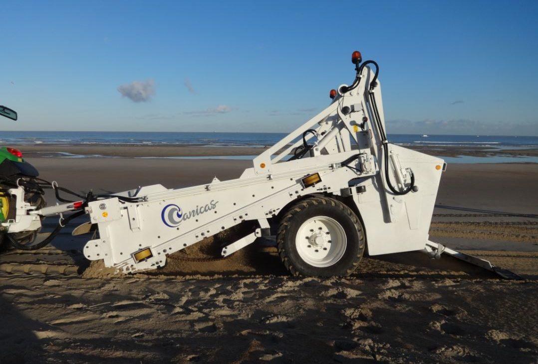 strandreinigung T230